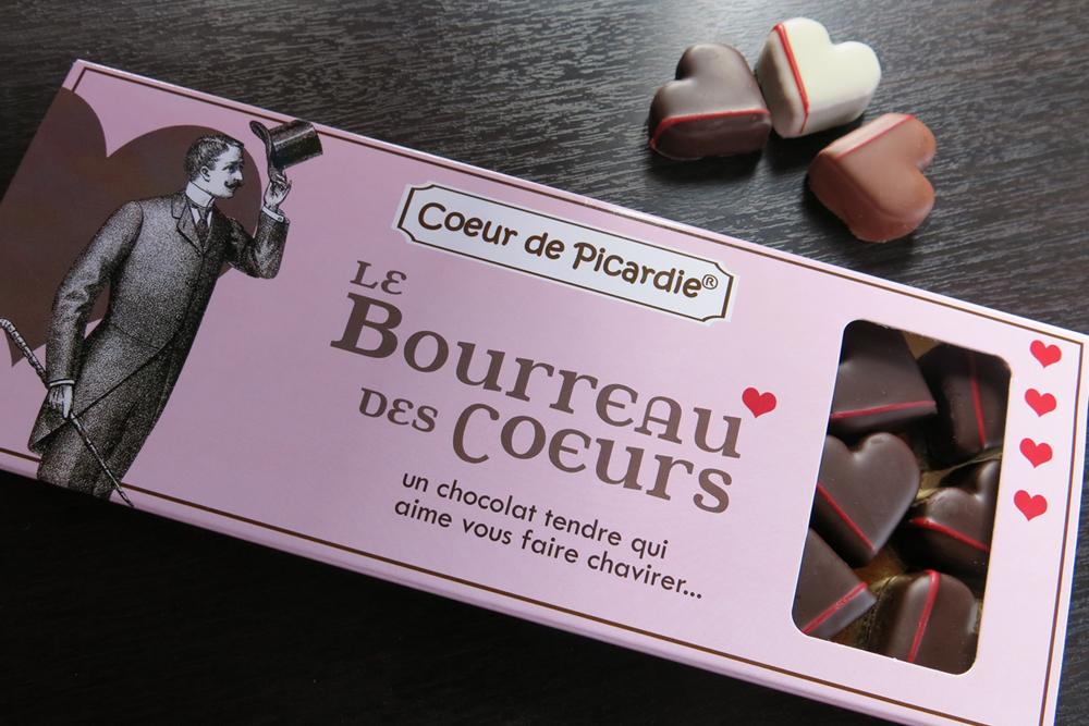 bourreau des coeurs chocolat
