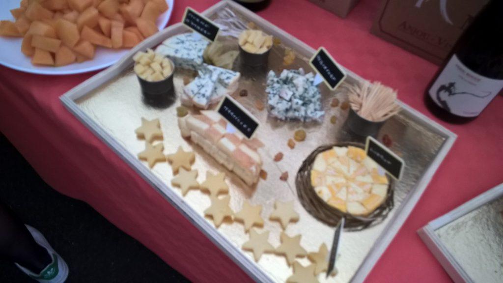 plateau de fromages coeur de picardie